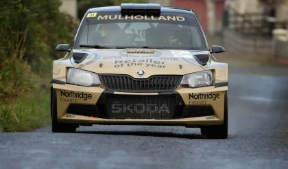 Seeding complete for the 2018 John Mulholland Motors Ulster Rally