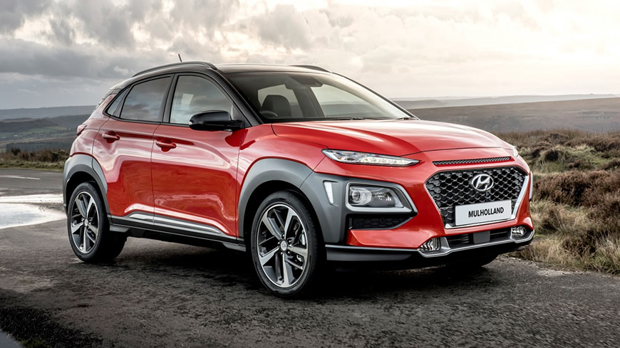 hyundai kona offers at john mulholland hyundai randalstown and campsie. Black Bedroom Furniture Sets. Home Design Ideas